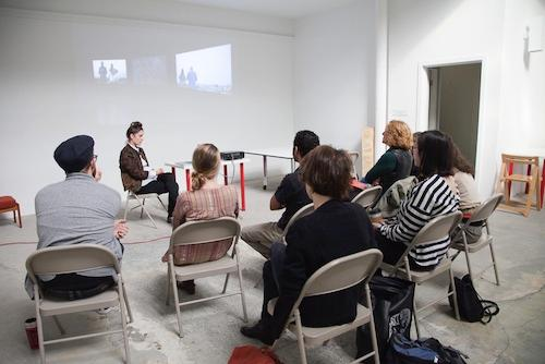 Practices as an intersection in a Fragile Environment #3 RU Talk | Events Calendar
