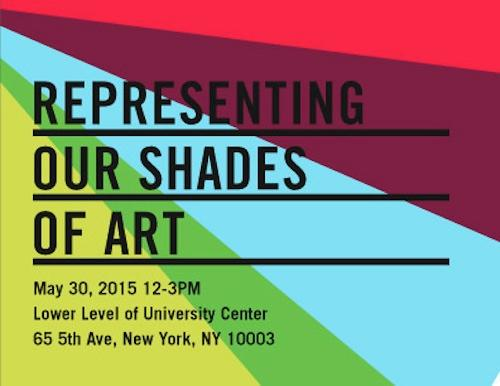 Representing Our Shades of Art Film Screening | Events Calendar