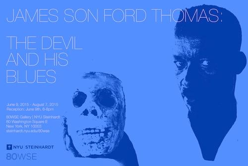 James 'Son Ford' Thomas: The Devil and his Blues  | Events Calendar