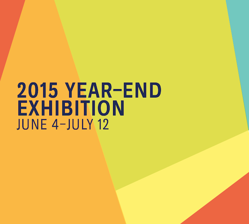 2015 Year-End Exhibition  | Events Calendar