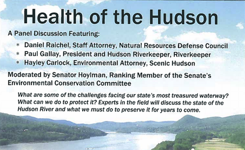 Health of the Hudson  | Events Calendar