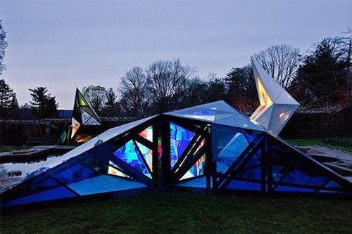 The Lightening: a Project for Wave Hill's Aquatic Garden  | Events Calendar