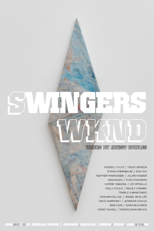 Swingers WKND Works by Artist Couples | Events Calendar