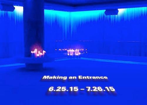 Making an Entrance  | Events Calendar