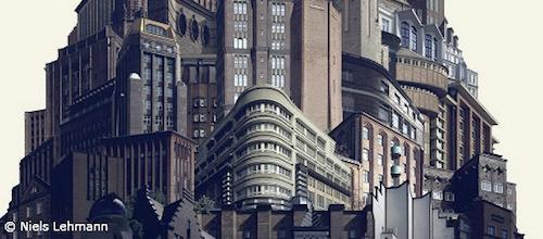 Fantastic Architecture – Berlin's Expressionist Heritage  | Events Calendar