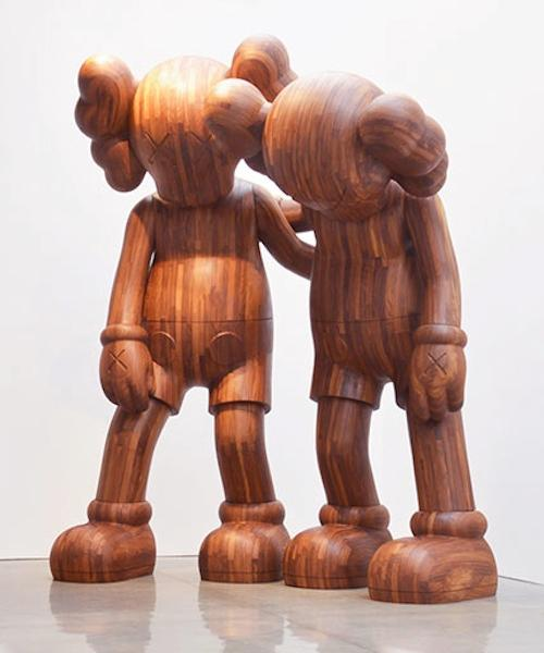 "KAWS: ""ALONG THE WAY""  
