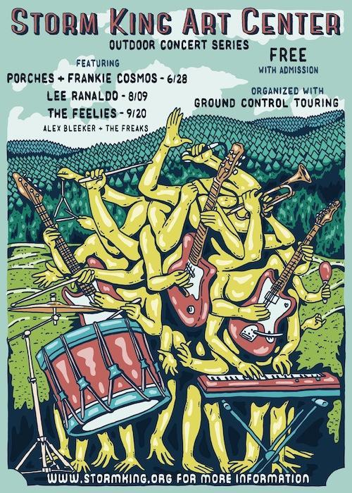 Concert: Porches and Frankie Cosmos  | Events Calendar