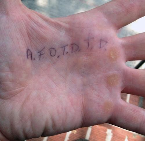 Jeff Feld A. F. O. T. D. T. D. | Events Calendar