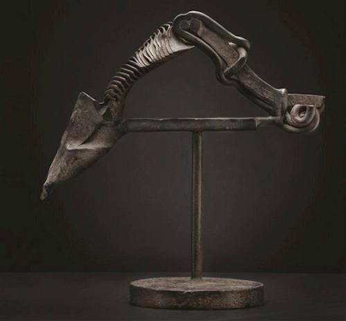 Karl Stirner: Decades in Steel  | Events Calendar