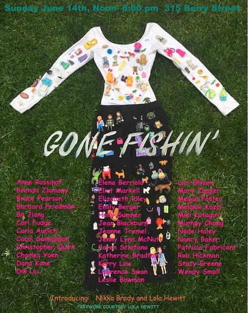 Gone Fishing  | Events Calendar