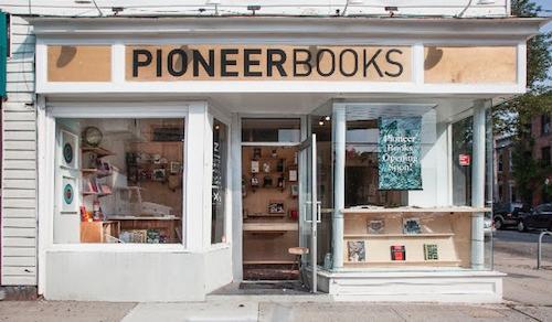 Pioneer Books Opening  | Events Calendar