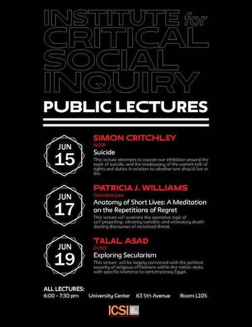 ICSI Lecture: Patricia Williams  | Events Calendar