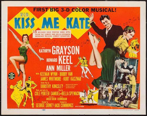 Kiss Me Kate  | Events Calendar