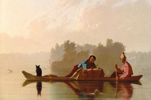Navigating the West: George Caleb Bingham and the River Sunday at the Met | Events Calendar