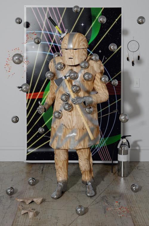 Shamus Clisset Digital Art Lecture | Events Calendar
