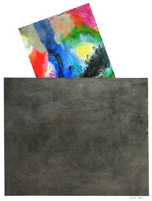 Carlos Torres Reconstruction (Recent Works On Paper) | Events Calendar
