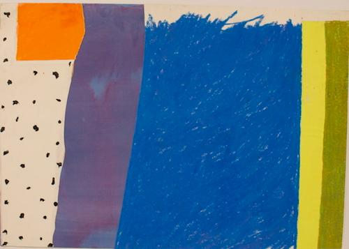 Jessica Stockholder Works on Paper from the 1980s | Events Calendar