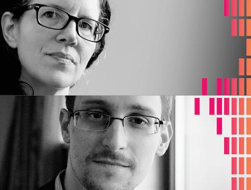 Laura Poitras and Edward Snowden with Brian Lehrer  | Events Calendar