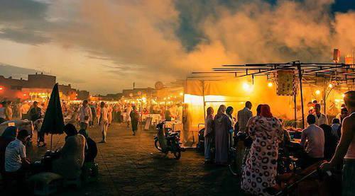Queens International Night Market - Opening Night  | Events Calendar