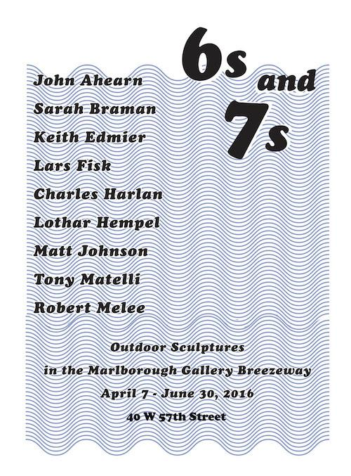 6s and 7s Group Sculpture Show | Events Calendar