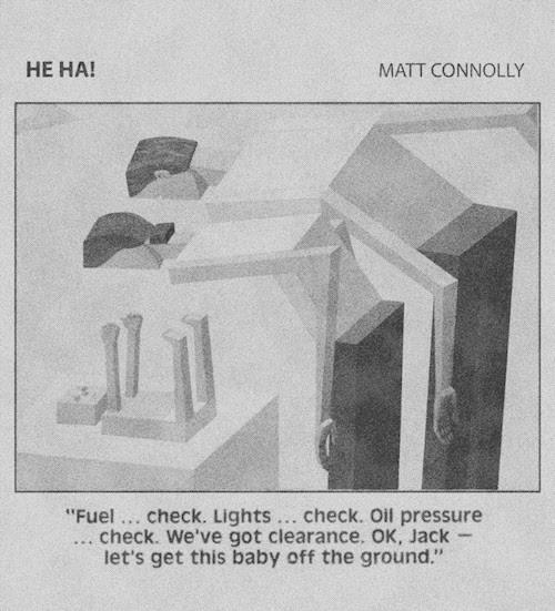 Matt Connolly He Ha! | Events Calendar