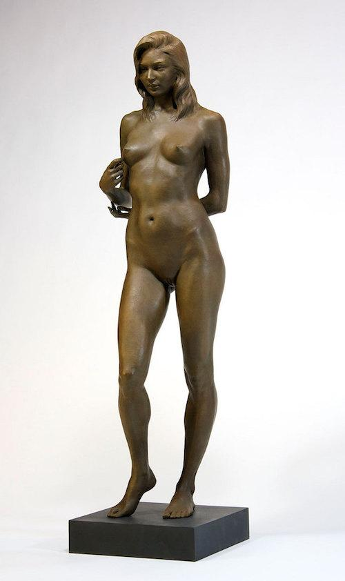 Brian Booth Craig Internal Variations: Figures & Gestures New Bronze Sculptures | Events Calendar