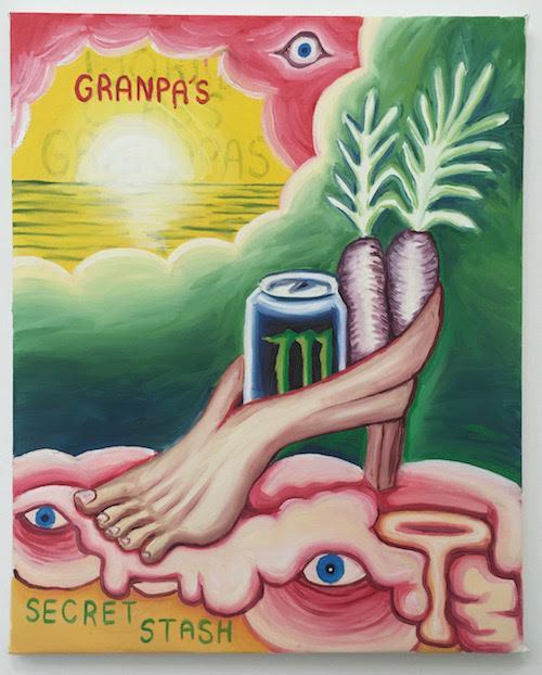 Charles Irvin 'Grandpa's Secret Stash' | Events Calendar