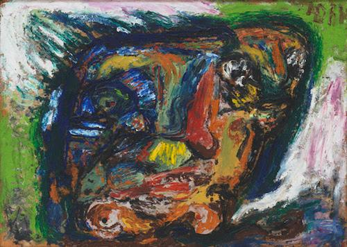 Asger Jorn 'The Open Hide' | Events Calendar