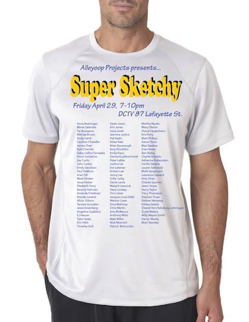 Super Sketchy  | Events Calendar