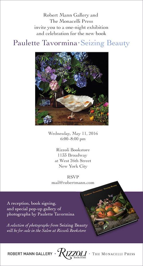Tavormina Book Signing and One Night Exhibition  | Events Calendar