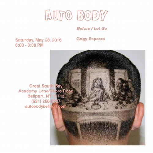 BEFORE I LET GO A multimedia installation by GOGY ESPARZA | Events Calendar