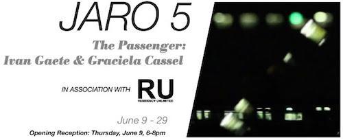 JARO 5: The Passenger Ivan Gaete & Graciela Cassel | Events Calendar