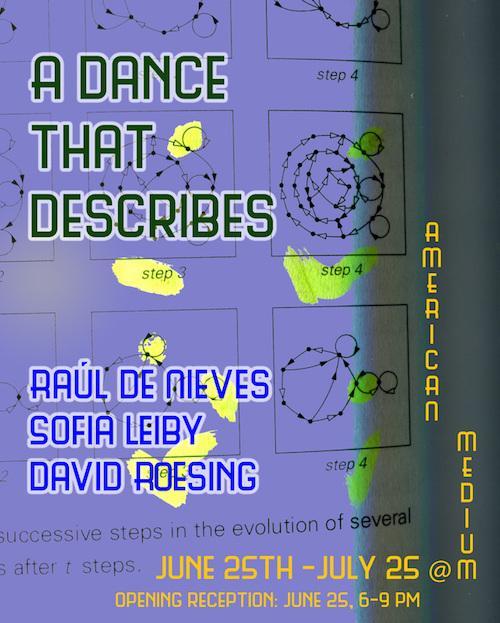 A Dance That Describes  | Events Calendar