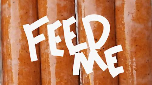 FEED ME  | Events Calendar