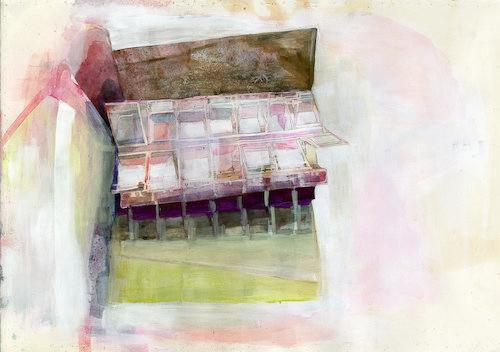 "Nancy Morrow & Erin Wiersma ""With/drawn"" | Events Calendar"