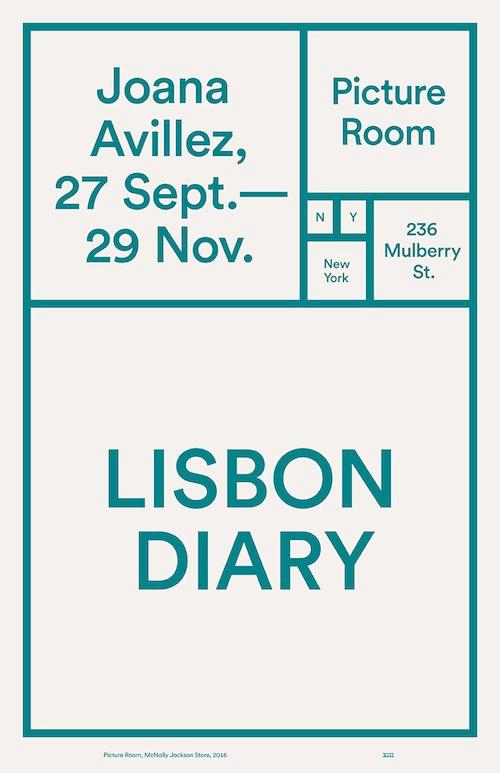 Joana Avillez 'Lisbon Diary' | Events Calendar