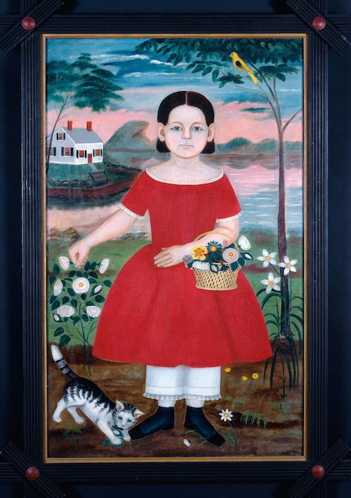 Securing the Shadow: Posthumous Portraiture in America  | Events Calendar