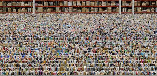 Andreas Gursky 'Not Abstract II' | Events Calendar