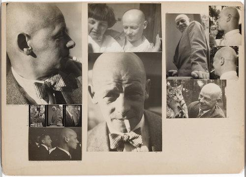 'One and One Is Four: The Bauhaus Photocollages of Josef Albers'  | Events Calendar
