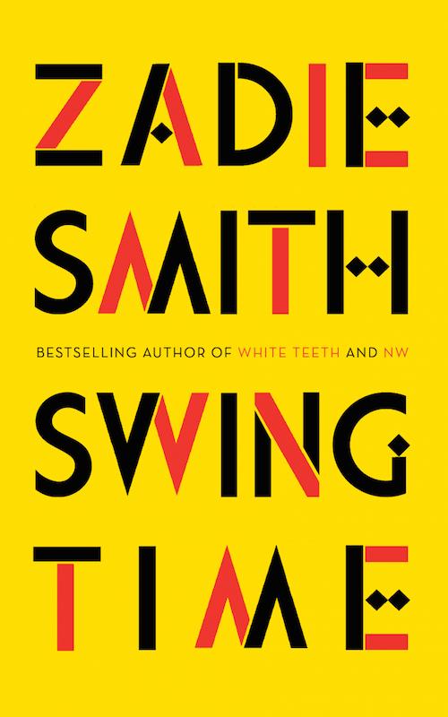 ZADIE SMITH  | Events Calendar