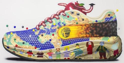 "Henry Gunderson ""Shoes Etc.""   Events Calendar"