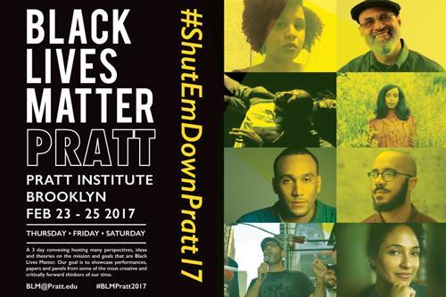 The BlackLivesMatter Pratt Teach-In  | Events Calendar