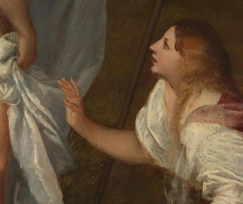 "Maria Loh: ""Tangere, Tocco, Tactus, and the Genius of Titian"" The New York Renaissance Consortium 