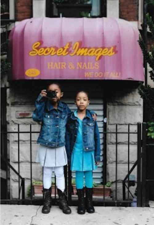 "Jamel Shabazz ""Crossing 125th"" 