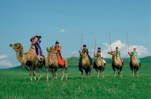 "Ulrike Ottinger's ""Johanna D'Arc of Mongolia""  