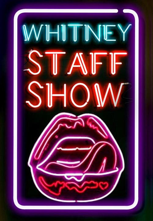 """Westside Exposure: Whitney Staff Art Show""  