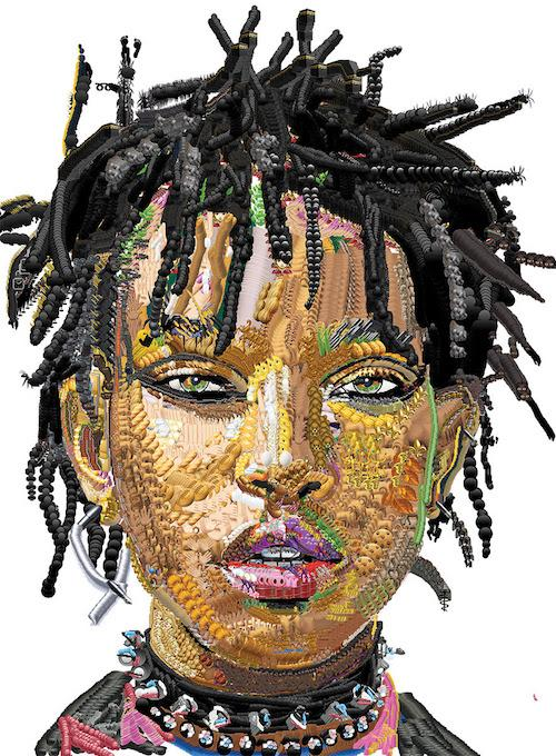 "Yung Jake ""Emoji Portraits"" | Events Calendar"