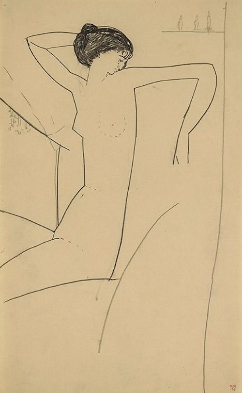 """Modigliani Unmasked""    Events Calendar"