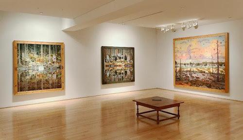 "Tom Uttech ""New Paintings"" | Events Calendar"