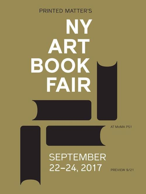 NY Art Book Fair 2017  | Events Calendar